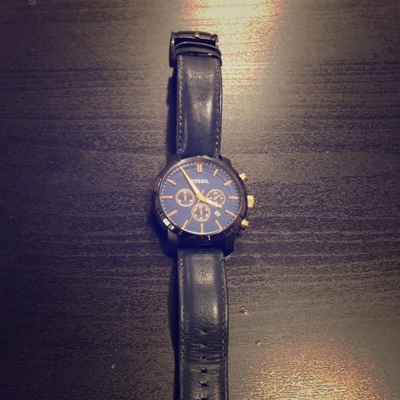 Fossil men's wrist watch